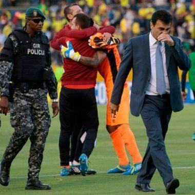 20/01/2020. Gustavo Quinteros Xolos Jugadores Derrota Los Pleyers, El director técnico de Xolos en su último partido como seleccionador de Ecuador.