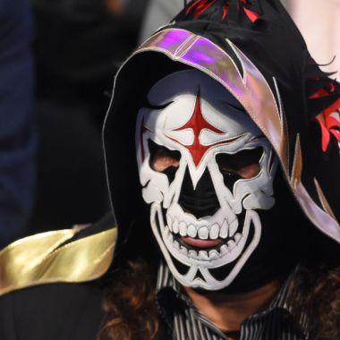 Tras su muerte, revelan el rostro de La Parka [FOTO]