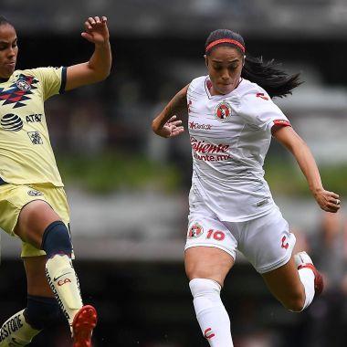 19/11/2019, Se destapa cuándo se integrarían jugadoras extranjeras a la Liga MX Femenil para aumentar el nivel del futbol femenil