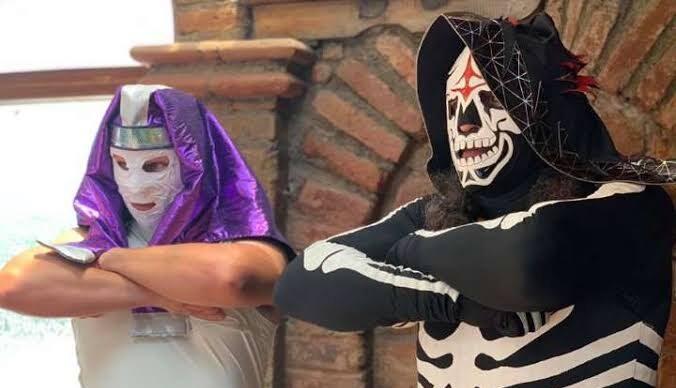 18/01/2020, Lucha Libre: Karis La Momia Jr. tiene miedo de tomar el lugar de La Parka como luchador