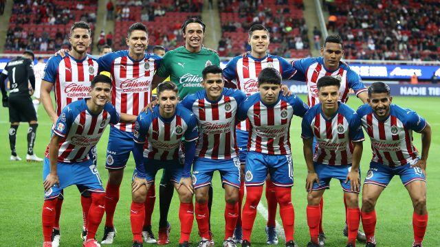 25/01/2020 Ascenso MX, Chivas, Amaury Vergara, Descenso, Chivas previo a su juego ante Toluca