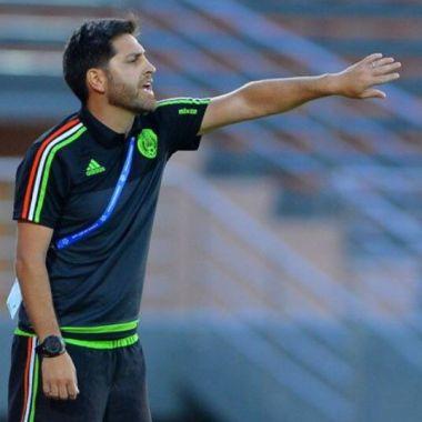 20/02/2020, Chistopher Cuéllar ya piensa en acceder al Mundial con la Selección Mexicana Femenil