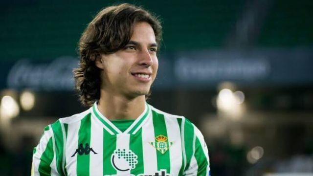 22/01/2020, Diego Lainez, Real Betis, Operado, Apendicitis