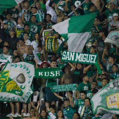 19/02/2020, León, Aficionados, Ascenso, Liga MX