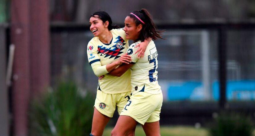 07/02/2020, Marlyn Campa cuenta su experiencia en América de la Liga MX Femenil y la diferencia con jugar en Estados Unidos