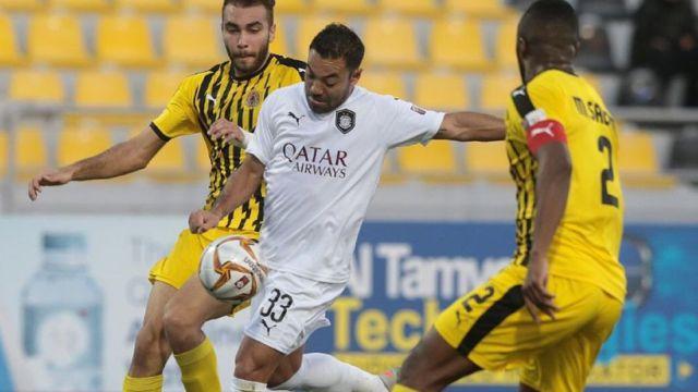 22/02/2020. Marco Fabián Al-Sadd Qatar Gol Los Pleyers, Marco Fabián con su nuevo equipo.