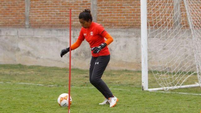 22/03/2019, Satanizan error de Alondra Ubaldo con Toluca en la Liga MX Femenil