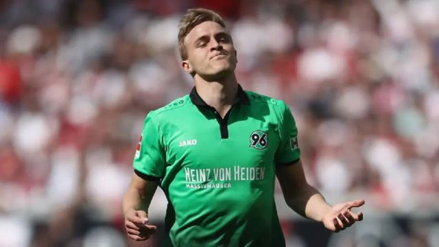 08/03/2020, Timo Hübers, Bundesliga, Coronavirus, Futbolista