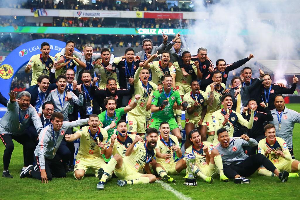 16/12/2018. América representó a México en el Mundial de Golazos y terminó coronándose campeón de la dinámica. Toninho y Edú los héroes
