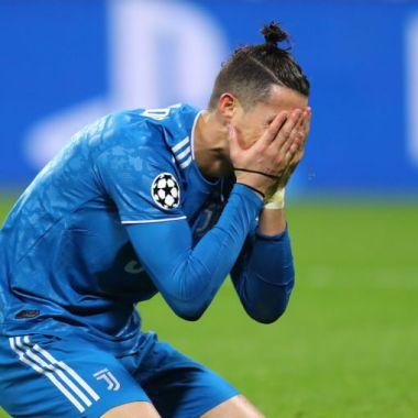 26/02/2020. Juventus sufriría la salida de la Cristiano Ronaldo por la crisis económica que el coronavirus ha dejado en Italia.