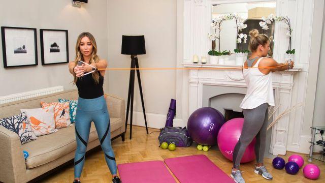 25/01/2017. Hacer ejercicio en casa no debe ser un problema, aunque sea para principiantes. Hacerlo ayudará a mejorar la salud