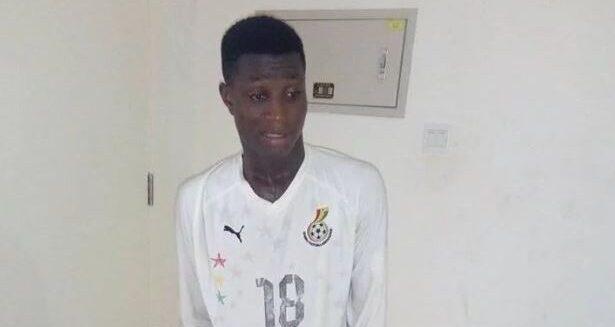 03/03/2020, Discriminan de la Selección de Futbol de Ghana a Holali Ativor por ser hermafrodita