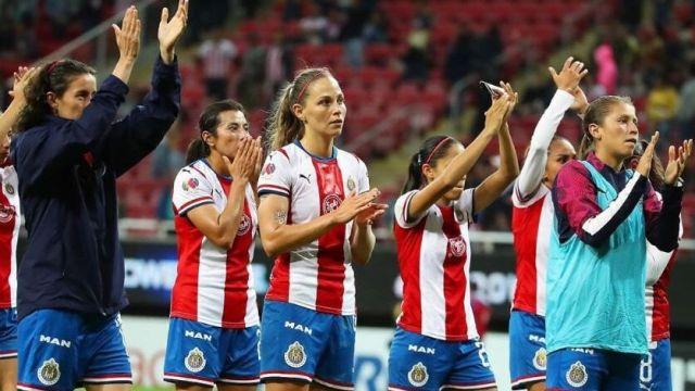 16/11/2019, Janelly Farias de Chivas considera que las mexico americanas suben el nivel de la Liga MX Femenil