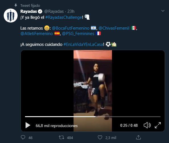 20/03/2020, Liga MX Femenil: Entrenamientos en casa por coronavirus