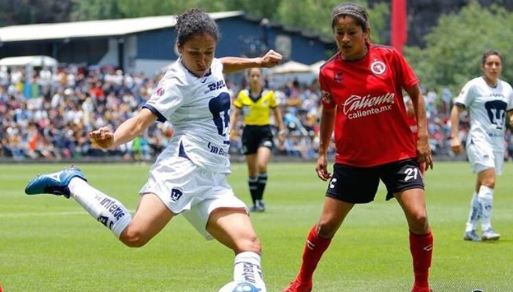 18/03/2020, Dirce Delgado: Equipos de Liga MX Femenil apoyan manifiesto