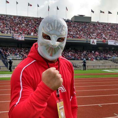 02/11/2019. Místico logró hacer historia en la lucha libre de México, pero también en el futbol, donde inspiró a jugadores