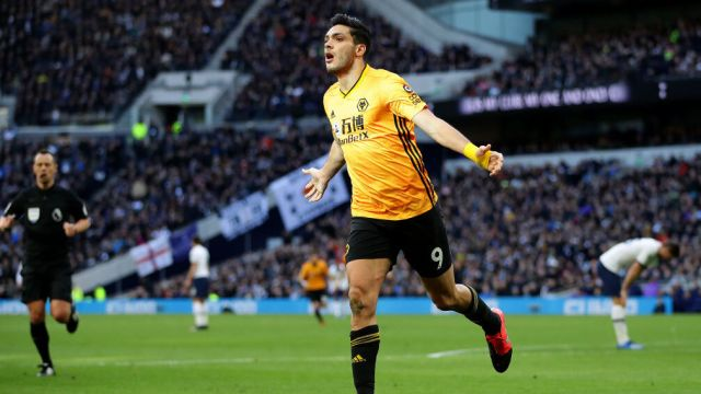 01/03/2020, Checa el video del gol que anotó Raúl Jiménez en el Tottenham vs Wolves