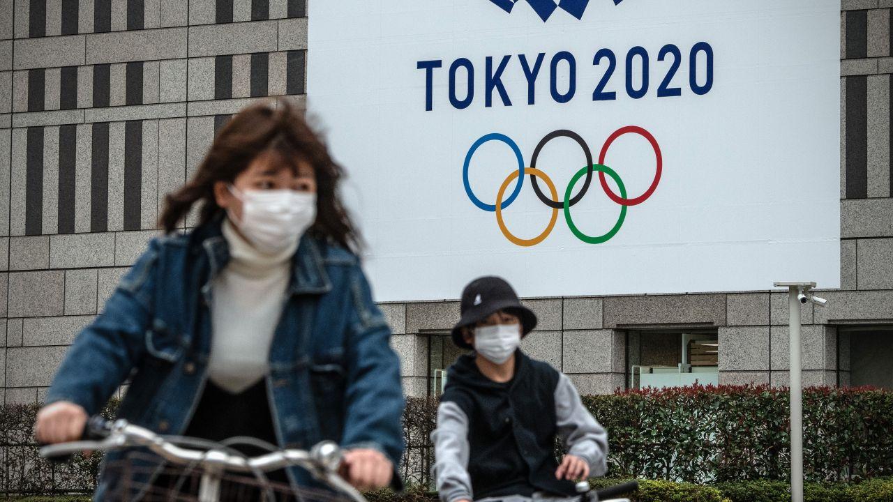 24/03/2020 Tokio 2020, Coronavirus, Juegos Olímpicos, Fecha Oficial, Japoneses usan cubrebocas ante el Covid 19.