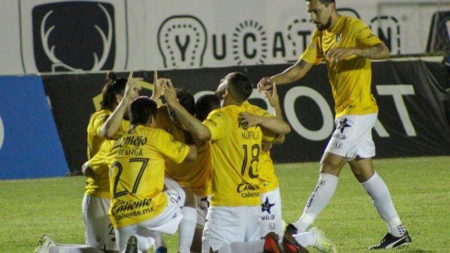14/03/2020, Venados Mérida, Ascenso MX, Jugadores, Adeudos