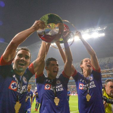 31/10/2018, Cruz Azul, Copa MX, Monterrey, Final