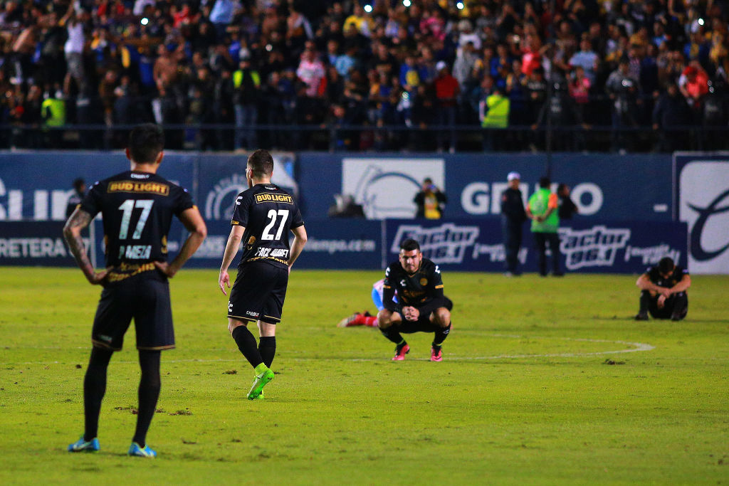 02/12/2018, Ascenso MX, Dorados, Liga de Desarrollo, Equipos