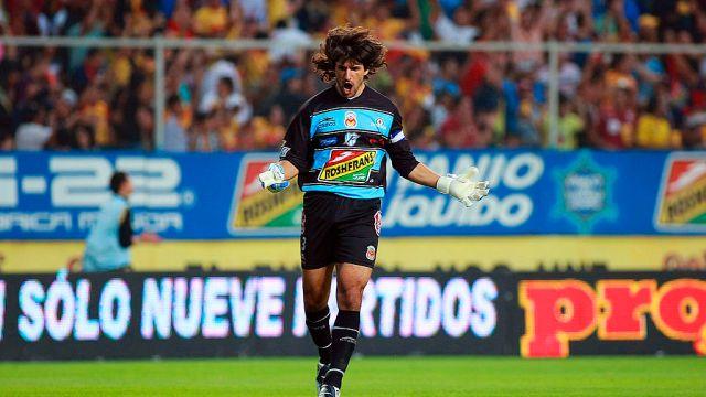 15/05/2011, Federico Vilar, Portero, Monarcas, Liga MX