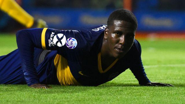 28/07/2019, Jan Hurtado, Boca Juniors, Futbolista, Venezuela