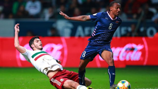 19/11/2019, Selección Mexicana, Concacaf, Hexagonal Final, Mundial