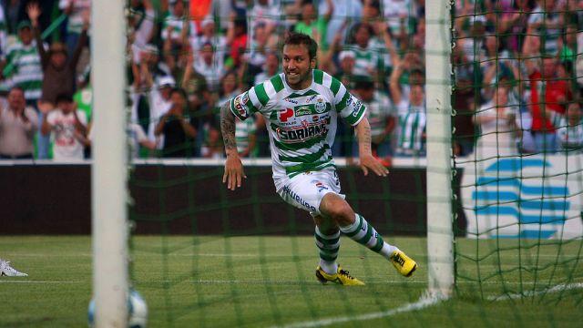 02/05/2010, Matías Vuoso, Santos, Goleador, Liga MX
