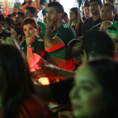 02/07/2018, Selección Mexicana, Aficionados, Grito Homofóbico, Ascenso MX