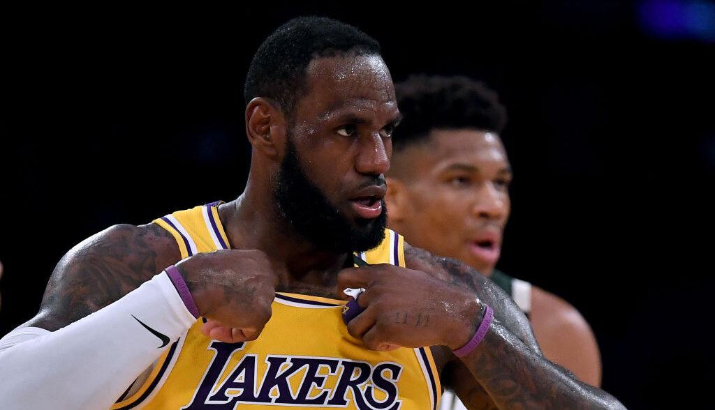 06/03/2020, Charles Barkley pone abajo de Michael Jordan a LeBron James y a Kobe Bryant