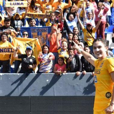 20/04/2020, Mariana Gutiérrez ignora críticas a la Liga MX Femenil y aplaude el apoyo de la afición