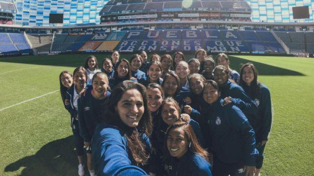31/03/2020, Puebla le permitió a Andrea Ortega y Lourdes Ramírez seguir jugando en la Liga MX Femenil
