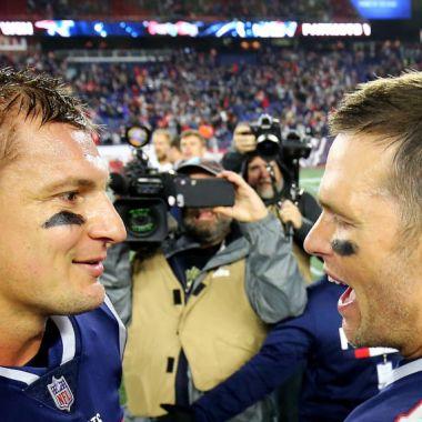 14/10/2018. Rob Gronkowski deja el retiro y está de regreso en la NFL. El ala cerrada hará dupla con Tom Brady en Tampa Bay