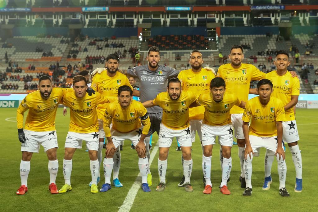02/02/2020, Venados Mérida, Ascenso MX, Copa MX, Jugadores