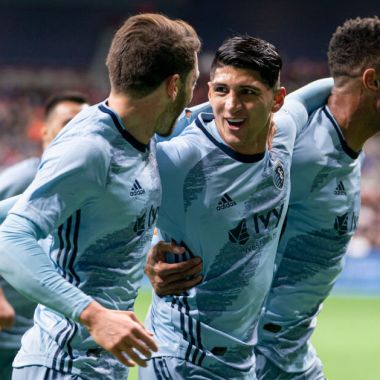 29/02/2020, Alan Pulido va por récord de Carlos Vela en la MLS