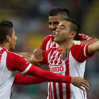 11/11/2015, Marco Fabián rechazó al América por respeto a Chivas y espera retirarse ahí