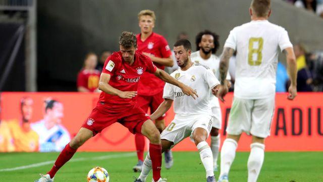 20/07/2019, Real Madrid, Inter de Milán y Bayern de Munich crean Copa Europea de la Solidaridad por ayuda vs coronavirus