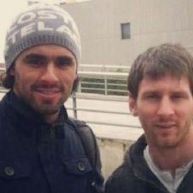 05/05/2020, Enrique Esqueda, Futbolista, Lionel Messi, Barcelona