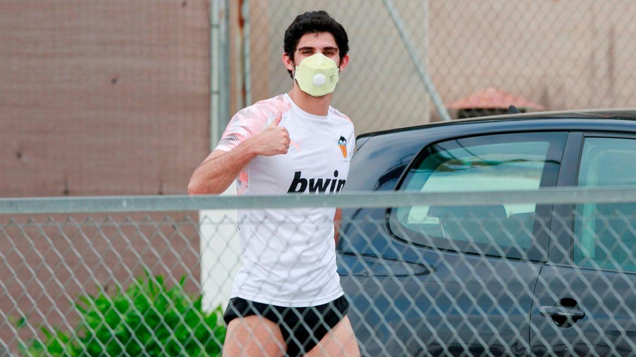 09/05/2020, La Liga, Valencia, Entrenamientos, Coronavirus