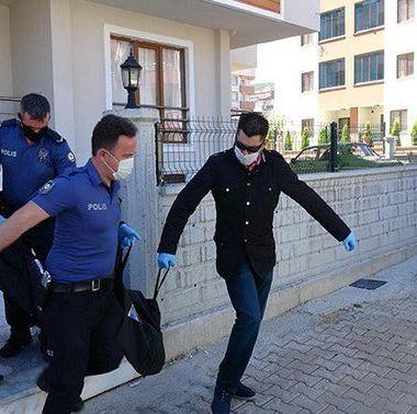 Boxeador Turco Selim Ahmet Kemaloglu Mato Novia