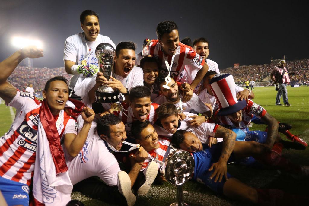 05/05/2019, Atlético de San Luis, Ascenso MX, Liga MX, FMF