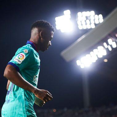 21/09/2019, Ansu Fati, Barcelona, Barcelona B, Jugador