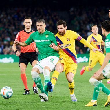 09/02/2020, Guido Rodríguez, Real Betis, América, La Liga