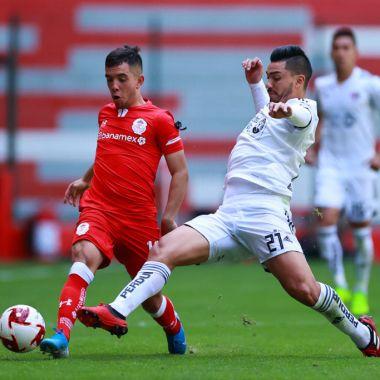 14/03/2020, Liga MX, Atlas, Toluca, Jugadores