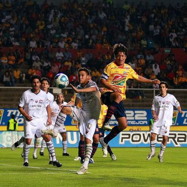 20/03/2010, Fernando Salazar, Liga MX, Monarcas Morelia, Futbolista
