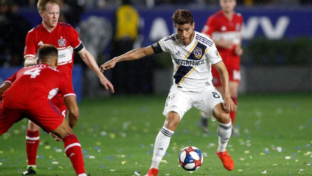 02/03/2019, Galaxy: Tumban fichaje de Jonathan dos Santos al América