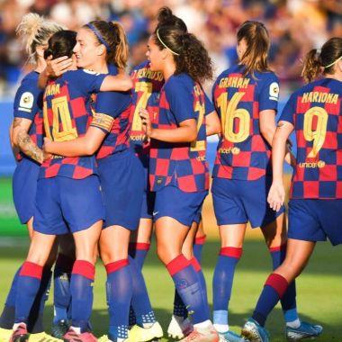 05/05/2020, Barcelona campeón por cancelación de Liga Iberdrola