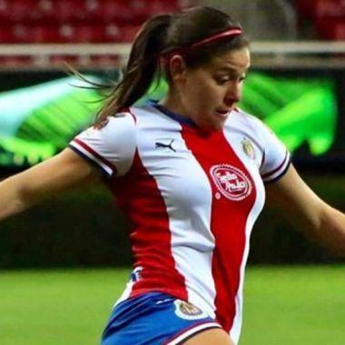 28/01/2020, Norma Palafox quiere ser recordada por su mamá y no por sus goles con Chivas en la Liga MX Femenil