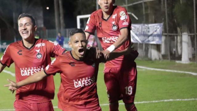 20/05/2020. Liga de Expansión Liga Premier Equipos Rechazo Los Pleyers, Jugadores del Deportivo Cafessa Tlajomulco.